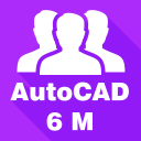 AutoCAD: Corporate subscription for six months